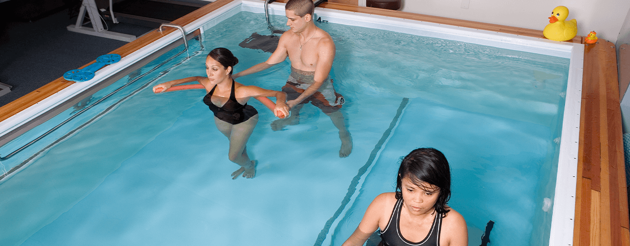 Aquatic Therapy Cary, Fuquay Varina, Zebulon, NC